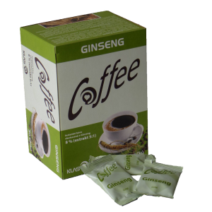 coffee gingseng