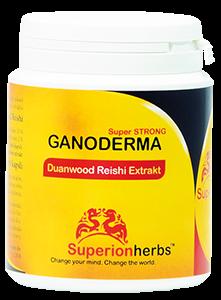 Ganoderma, Duanwood Red Reishi, Extrakt 40% polysacharidov