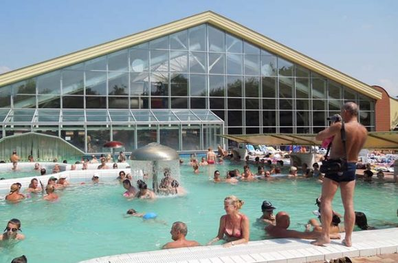 Aquapark Velky Meder
